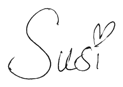 Unterschrift Susi