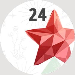 Online Adventskalender Türchen 24
