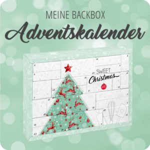 Back Adventskalender