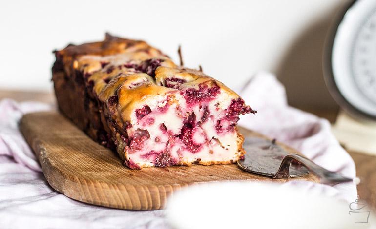 Beeren Quark Kastenkuchen