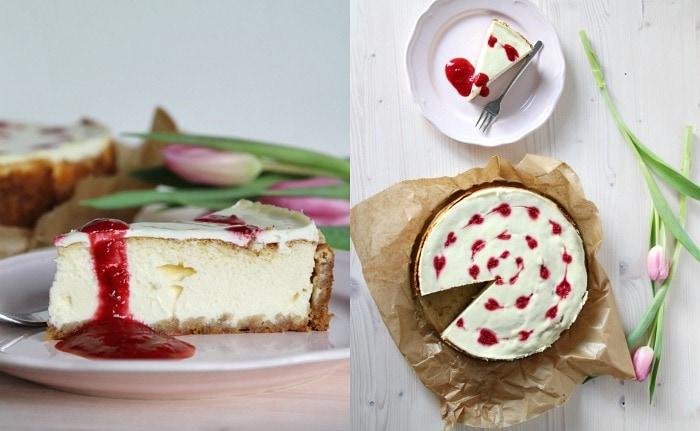 Beste Valentinstags Rezepte: New York Cheesecake