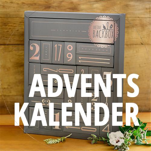 Adventskalender Button