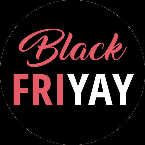Black Friyay – Versandkostenfreie Lieferung
