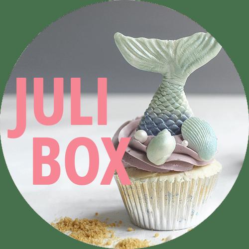 Juli Box Button