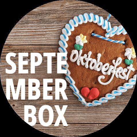 Meine Backbox September Box
