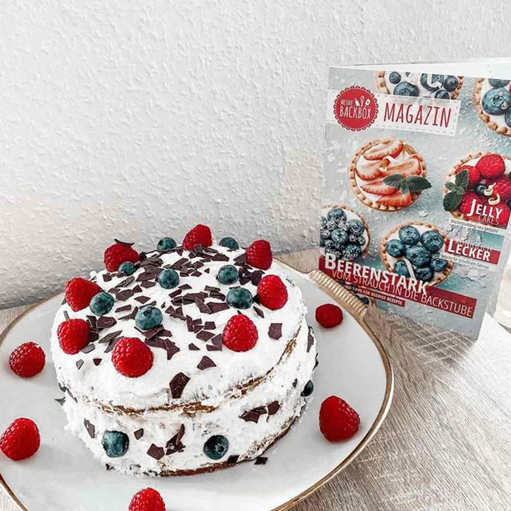 Instagram Feed Beerenstark Box Torte