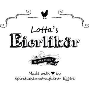Logo Lottas Eierlikör