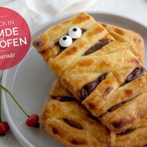 Mumien Pie Nuss Nougat Fräulein Zuckerbäckerin