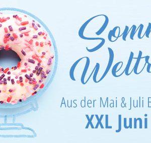 Newsletter XXL Juni Box
