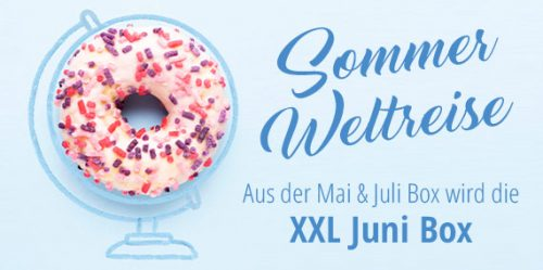 Newsletter XXL Juni Box