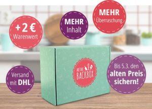 Newsletter Neuer Preis ab 6.3. Versand mit DHL