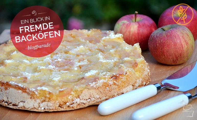 Scharlotka Kuchen Apfelkuchen allerlei-glutenfrei.de